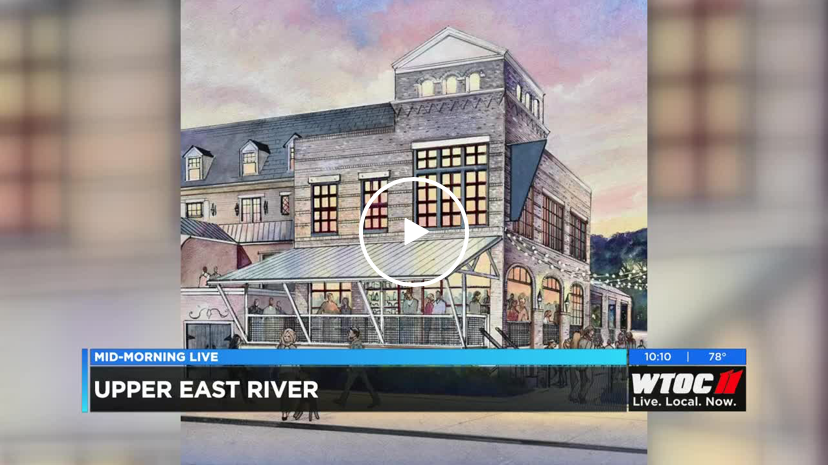 Upper East River Featured on WTOC-TV's Mid-Morning Live