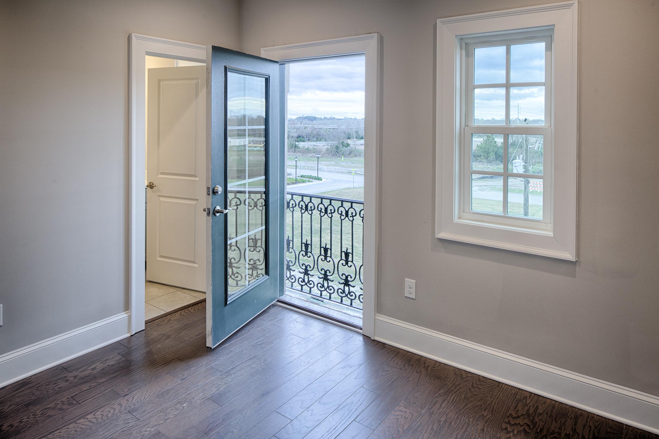open door new home