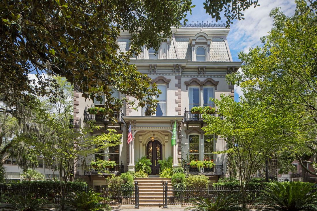 Savannah hotel Hamilton-Turner Inn