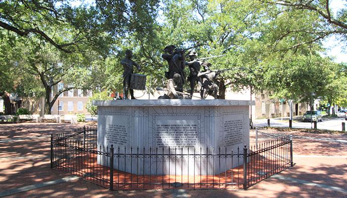 Franklin Square Savannah