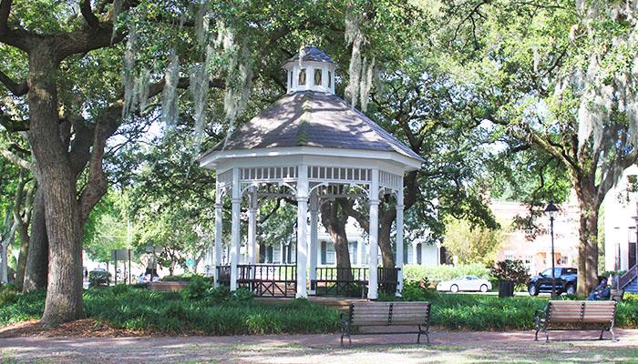 Whitefield Square Savannah