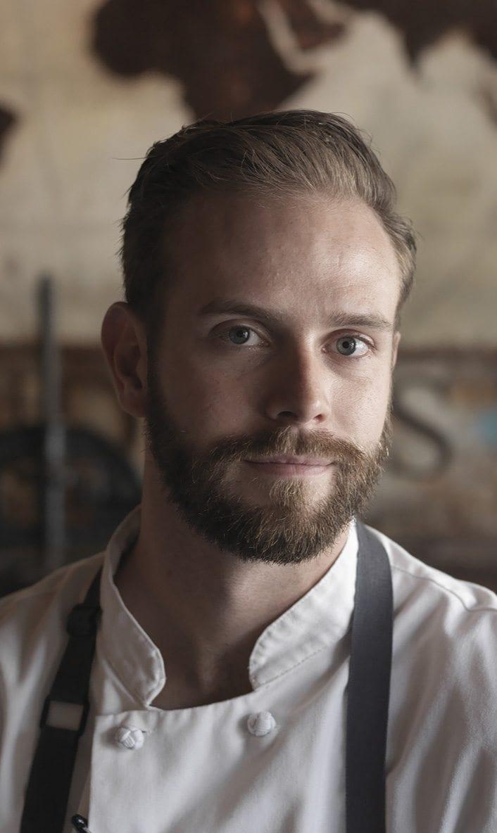 Chef Greg Garrison - restaurants savannah downtown