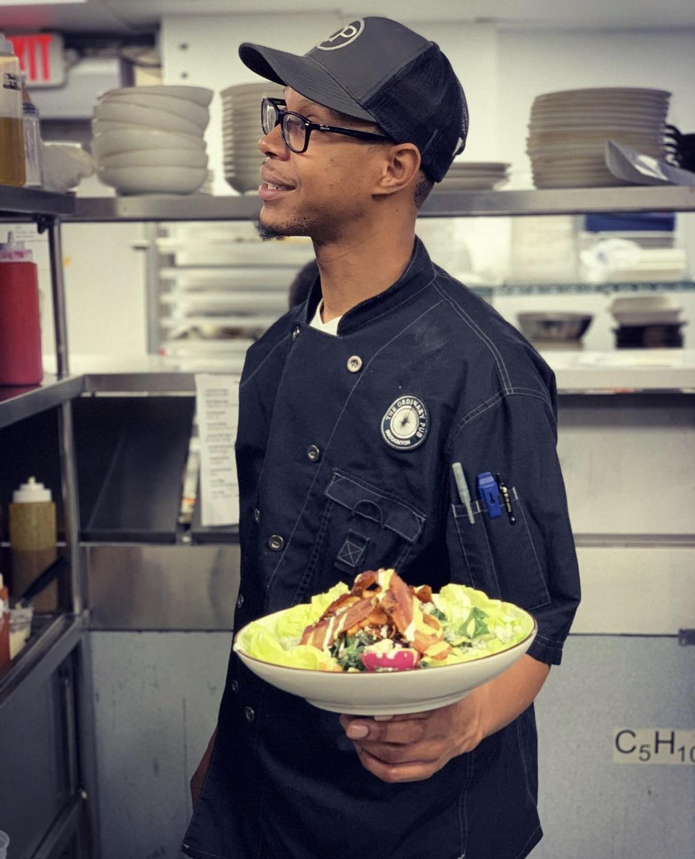 Chef Sean Freeman - restaurants savannah downtown