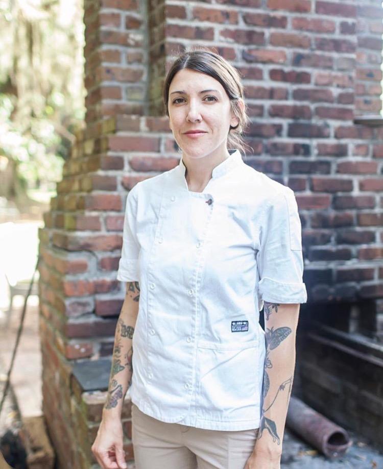 Chef Whitney Otawka - restaurants savannah downtown