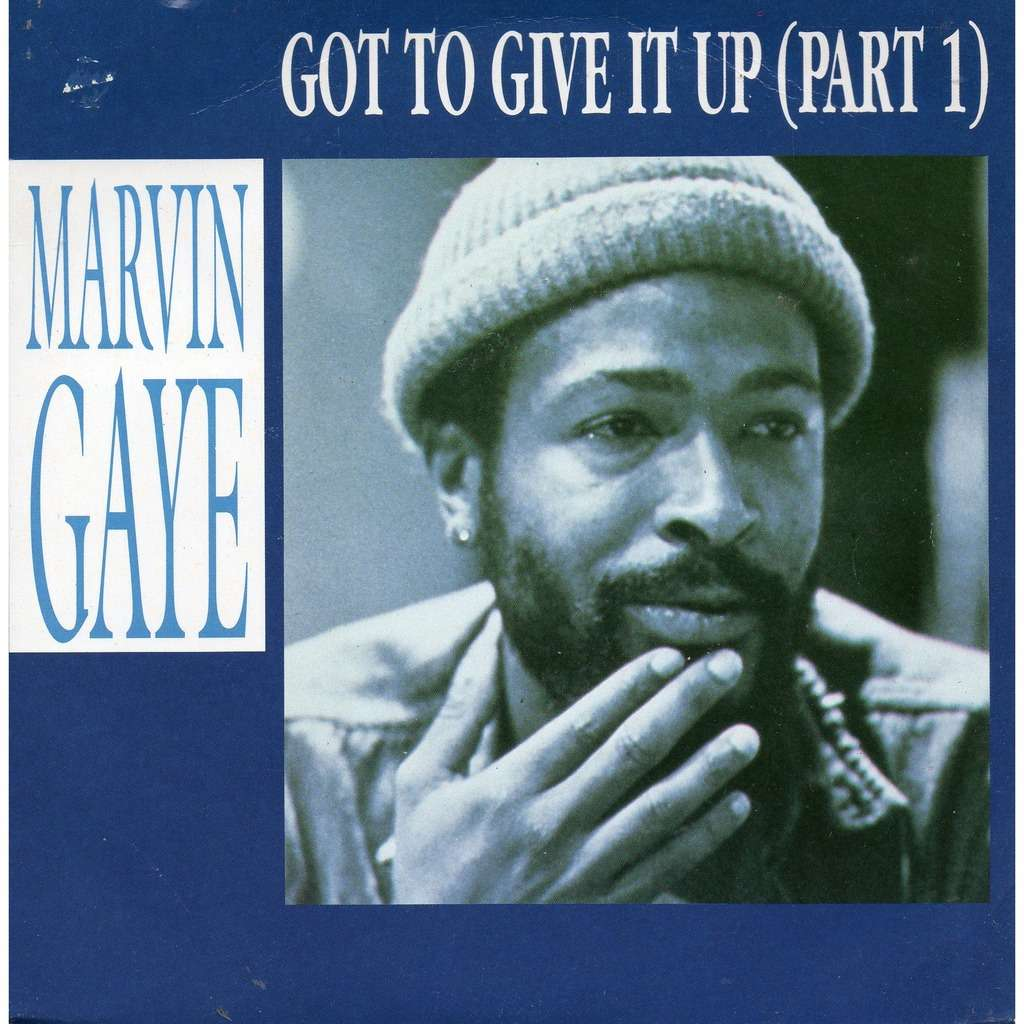 Got To Give It Up Song Marvin Gaye