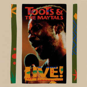 Live Toots & the Maytals Songs Album