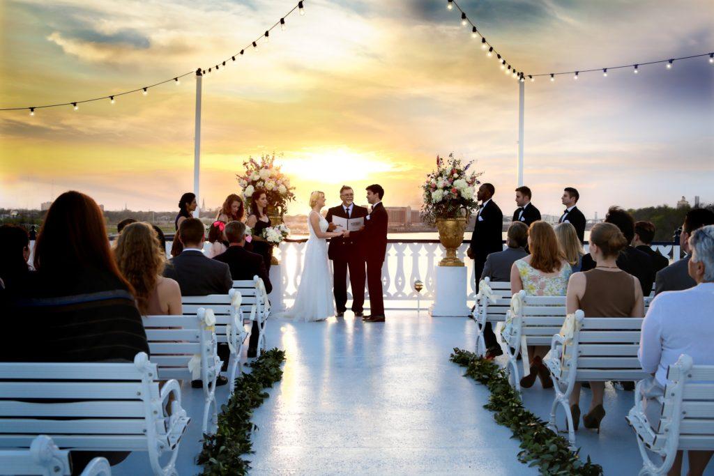 Savannah Riverboat wedding