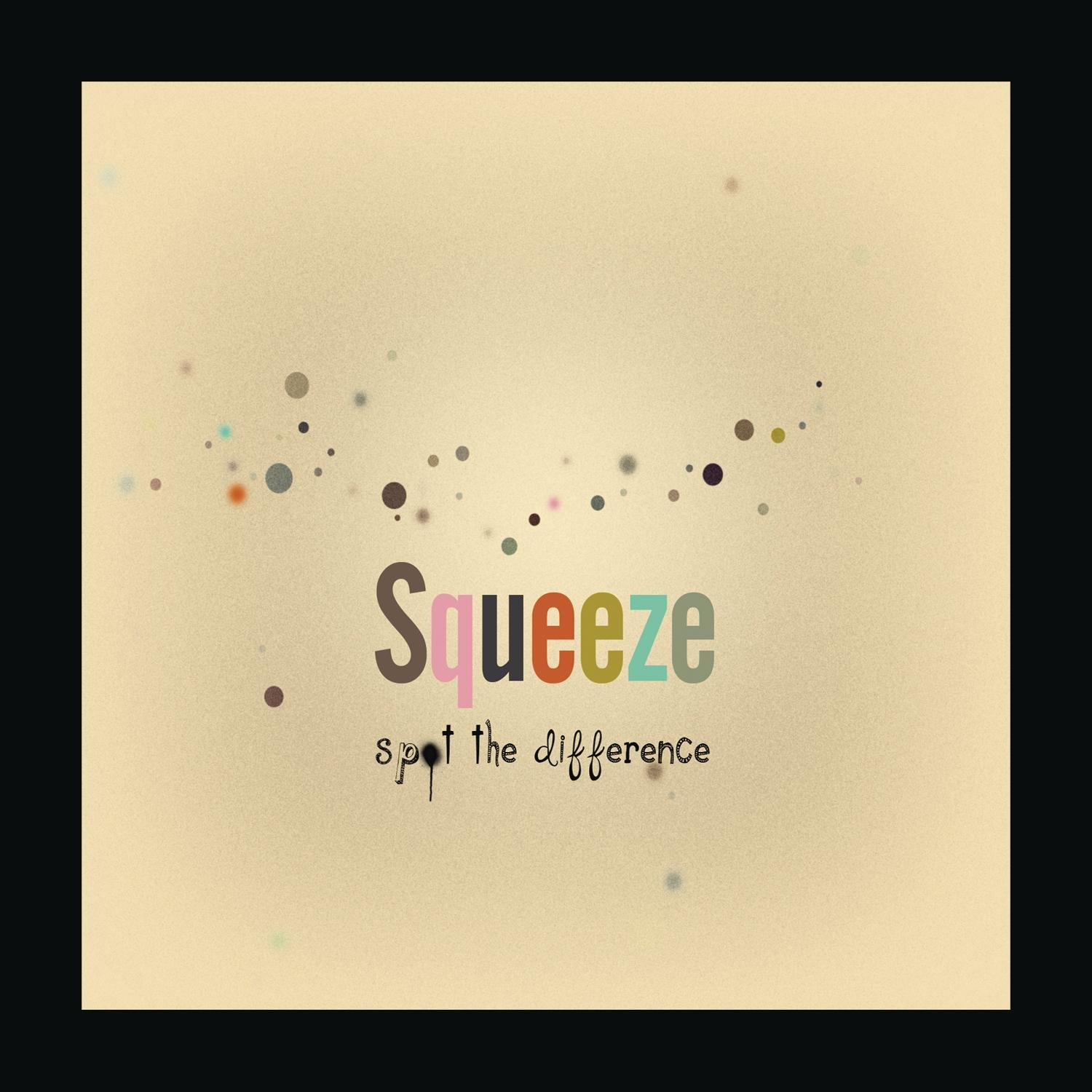 Spot the Difference Songs Album Squeeze