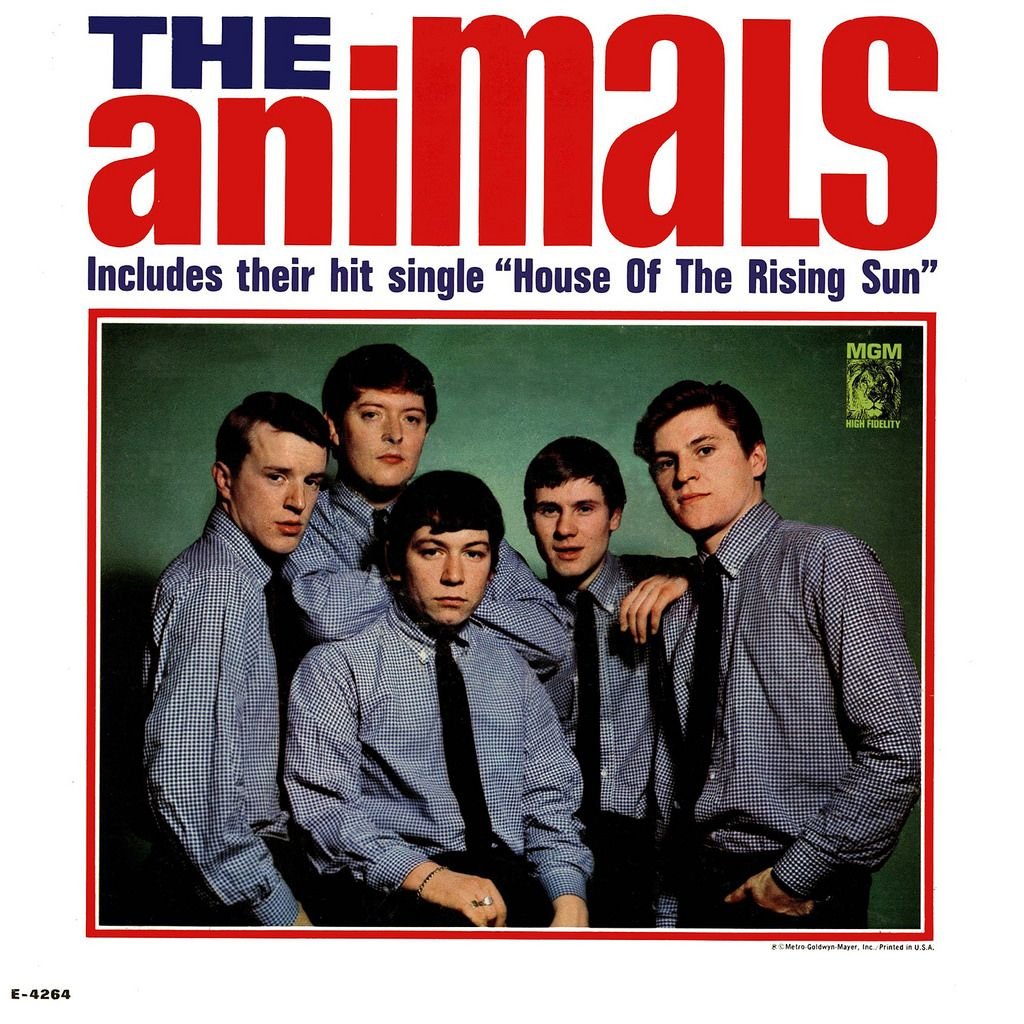 House of the Rising Sun The Animals Songs Album Spotify