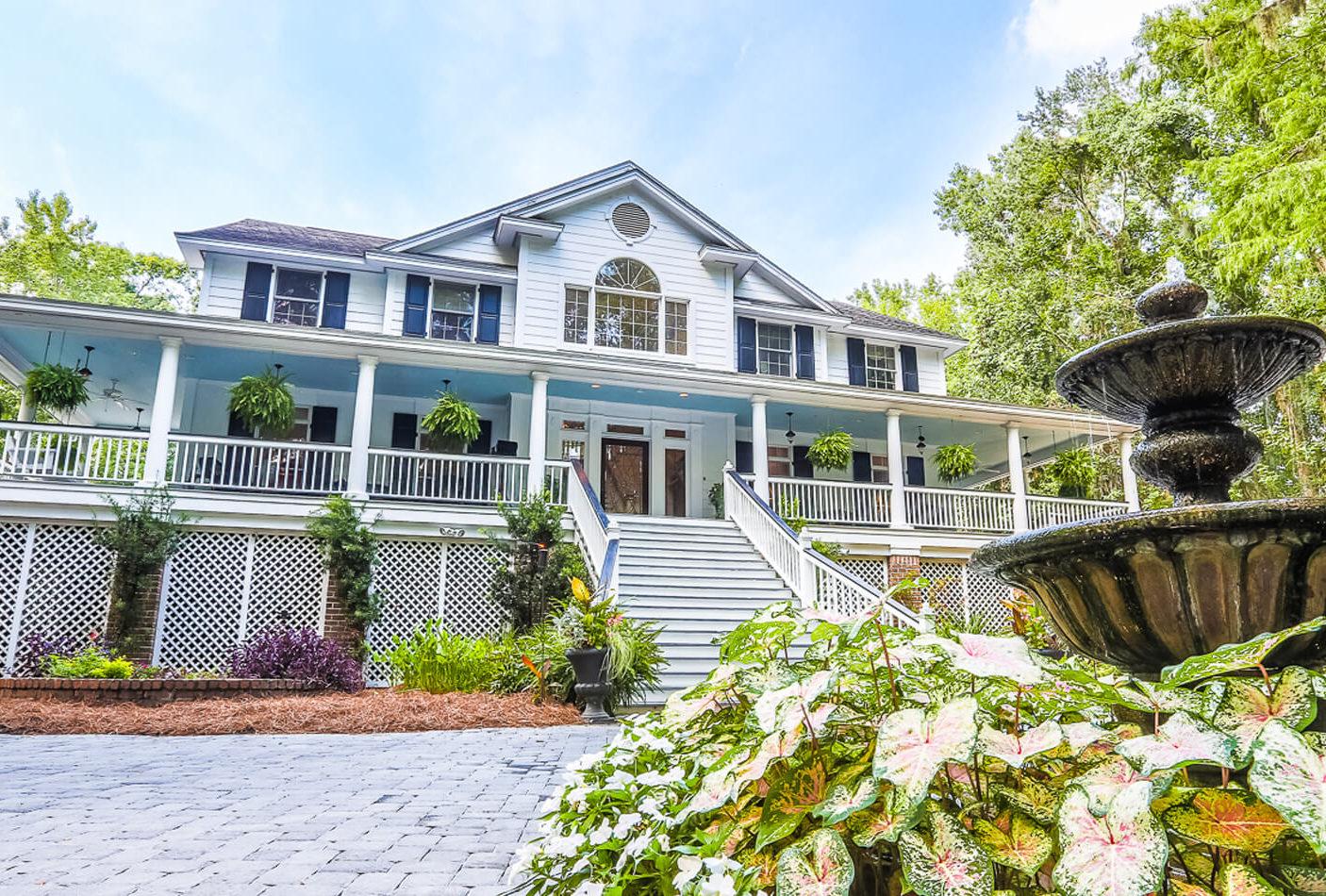 The Mackey House Savannah