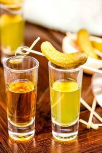Pickle Back Shot