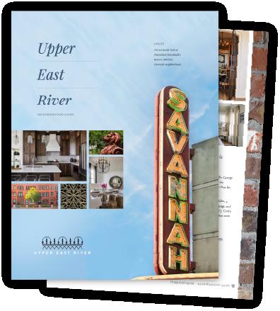 Guide to Upper East River in Savannah, GA