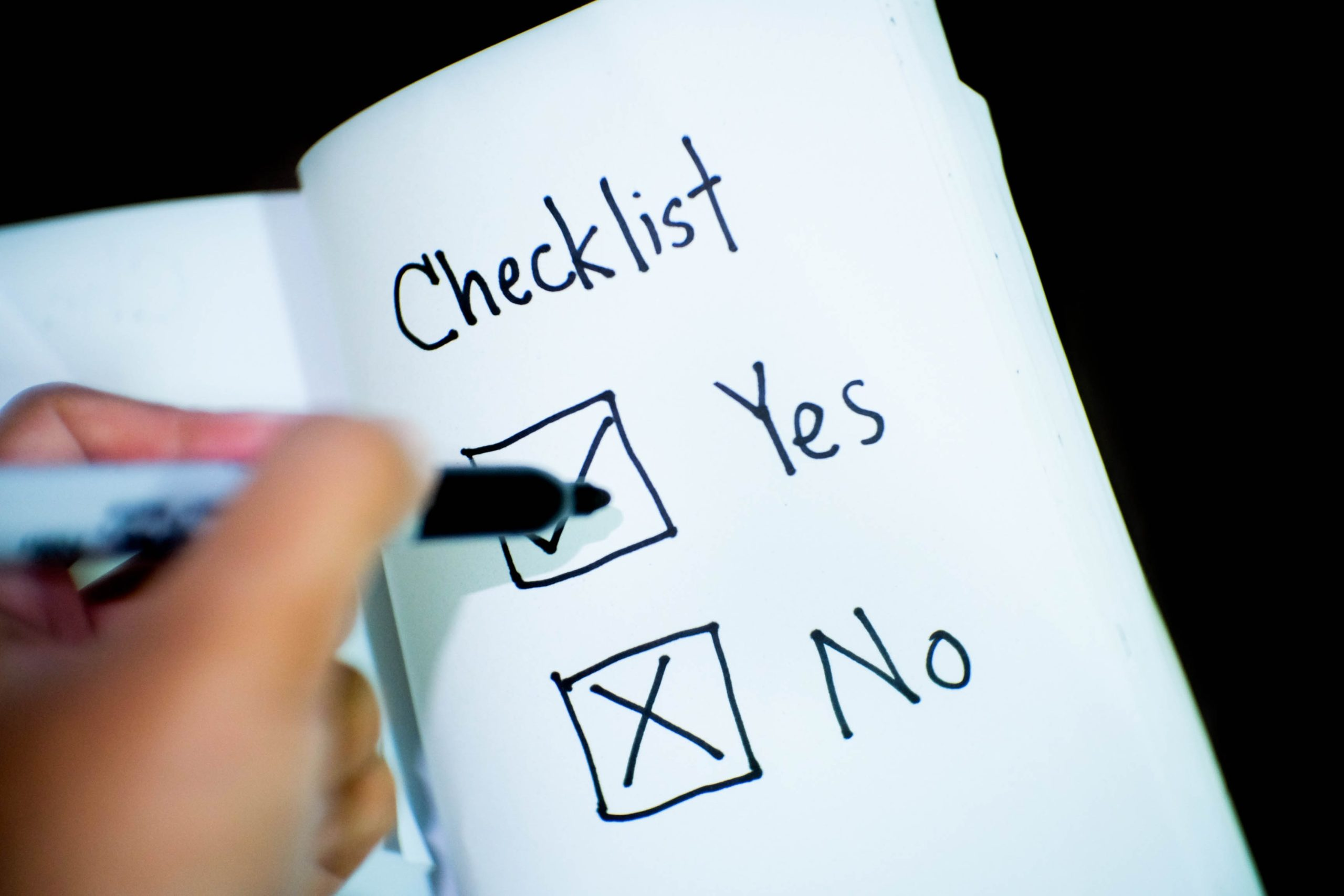 home selling and buying checklist