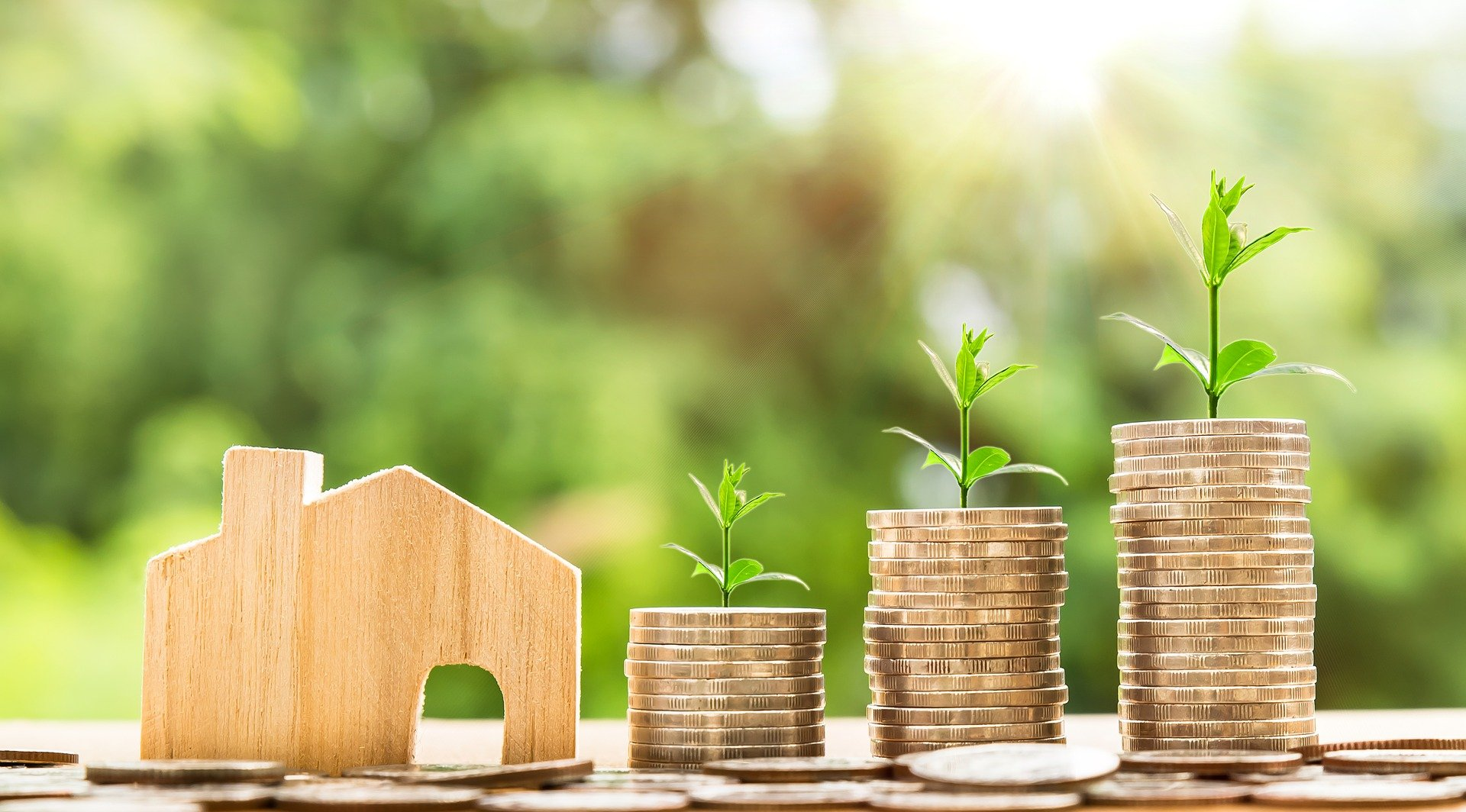 home value increases