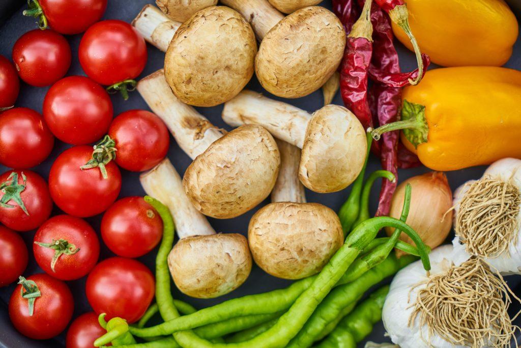 modern farmhouse fare fresh ingredients