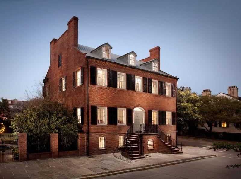 davenport house savannah federal style design vernacular