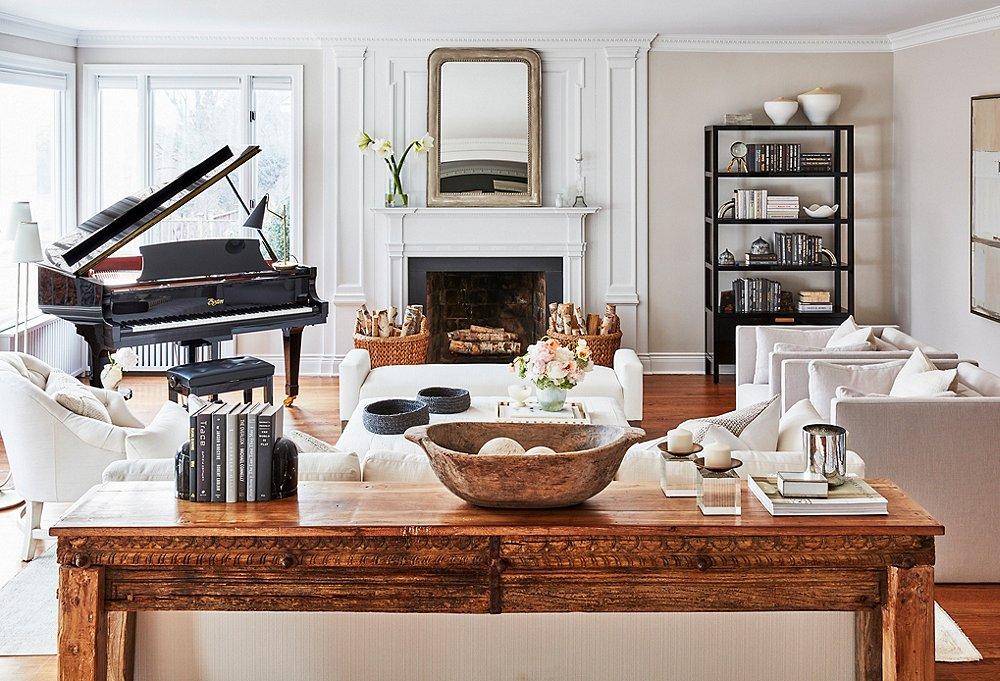 Emily Garrett One Kings Lane home tour luxury hoem design