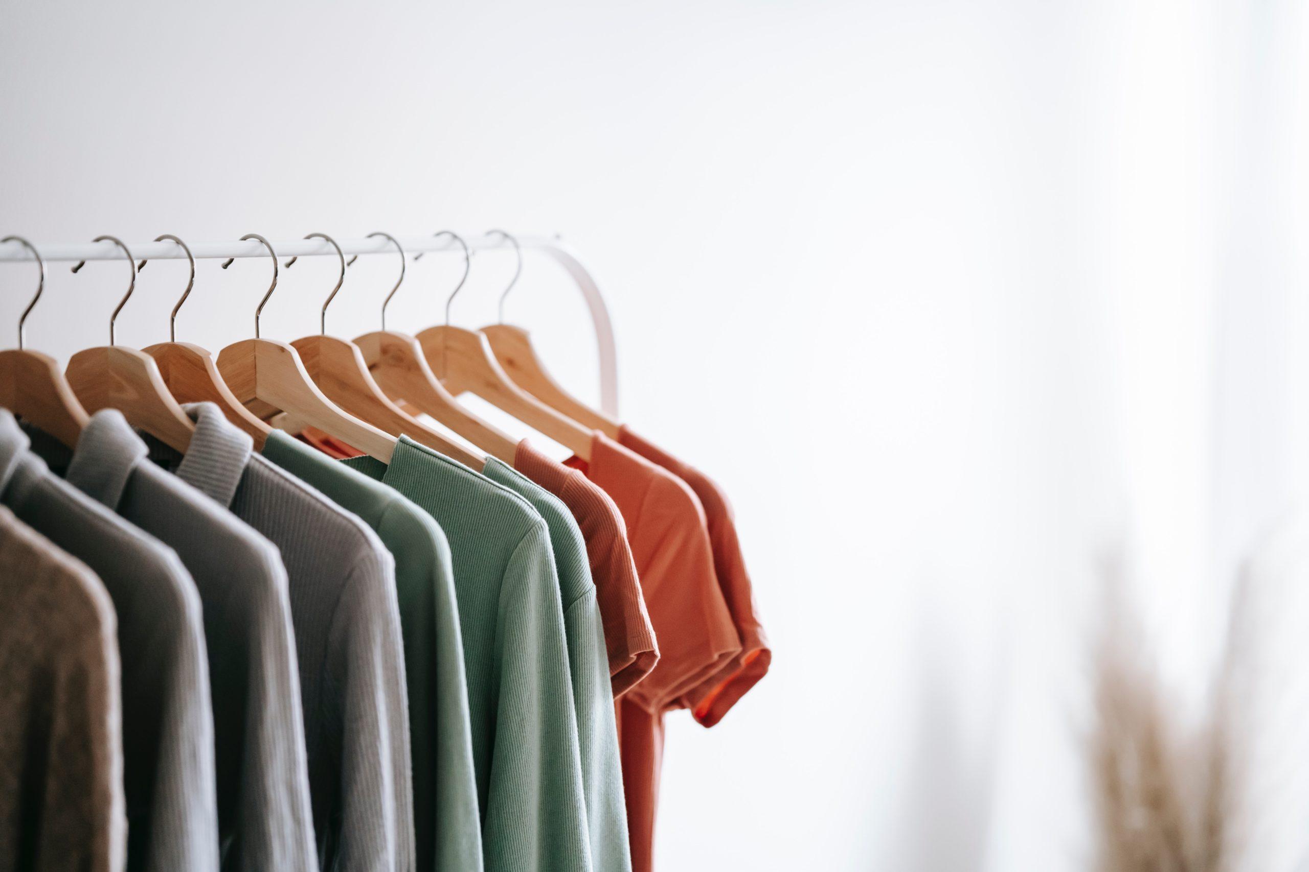 custom home closet organization