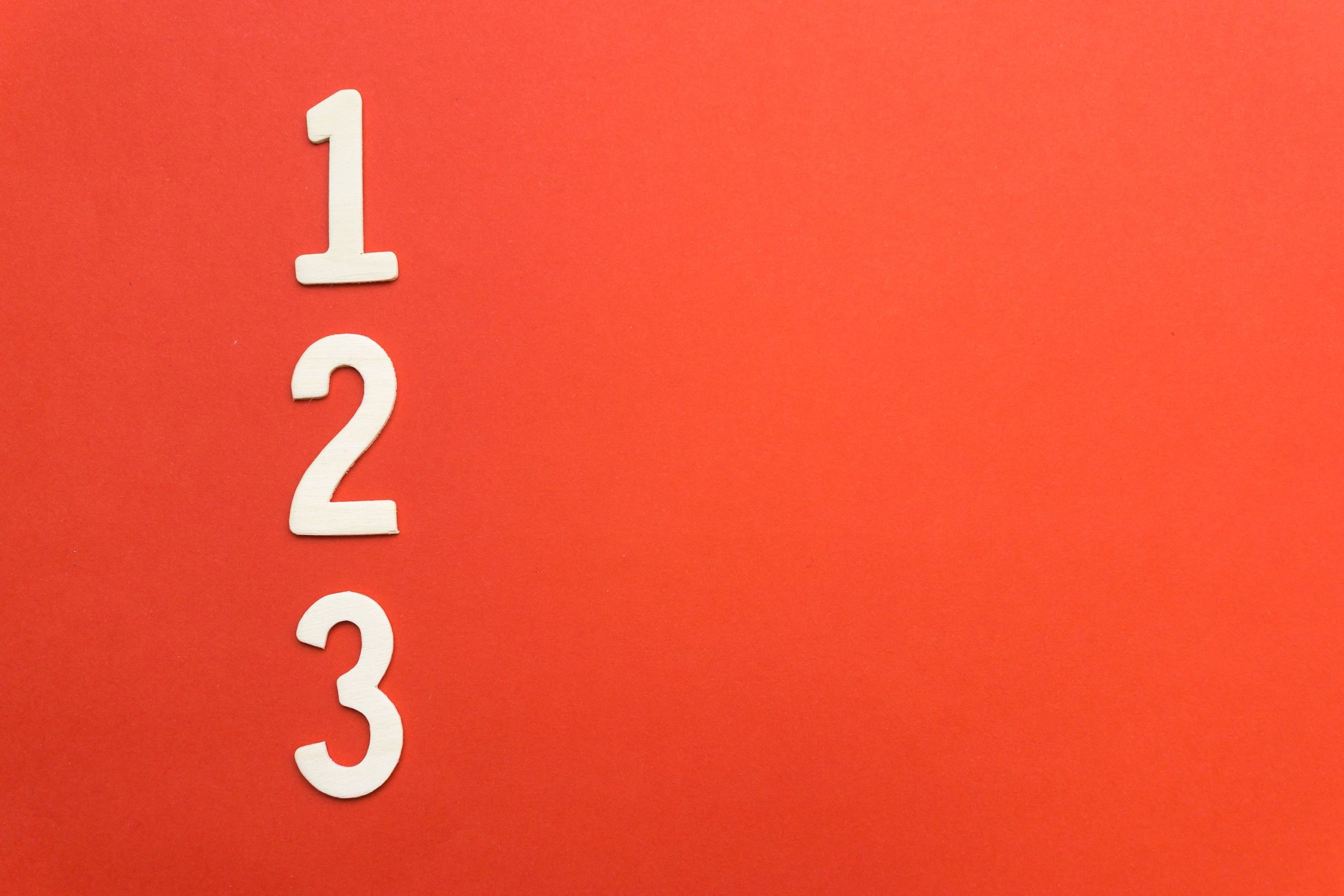 rule of threes in color theory for your custom home