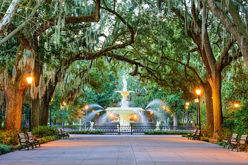 savannah georgia best place to buy investment property