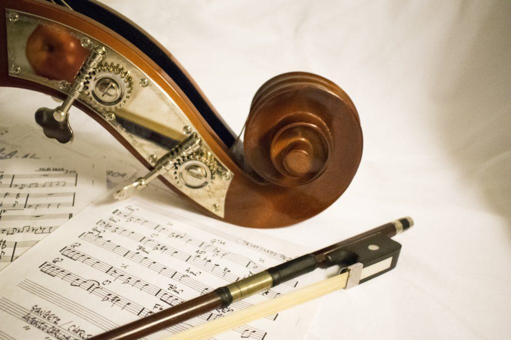 violin classical acoustic music
