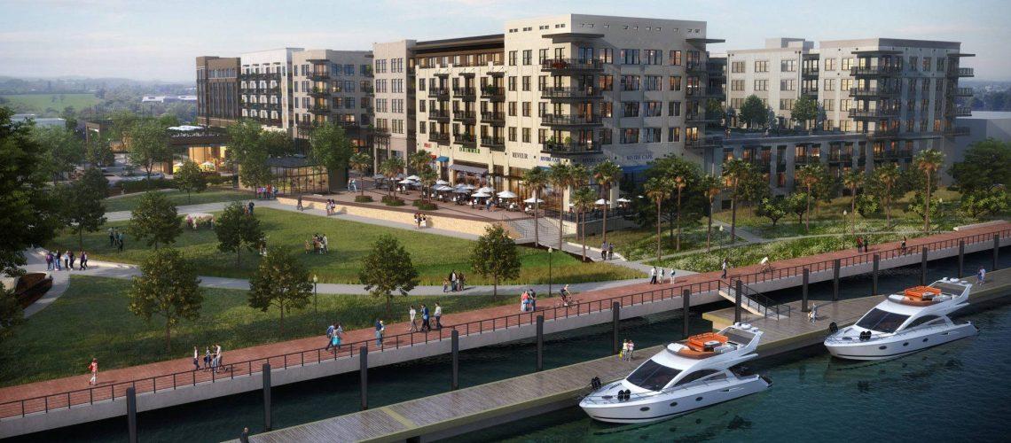 Eastern Wharf
