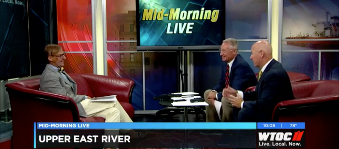 Upper East River was featured on WOTC-TV's Mid-Morning Live